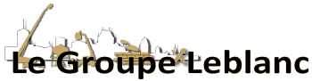 Le Groupe Leblanc briquetage Logo